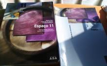 Livro de Matemática Espaço 11 - Belmiro Costa