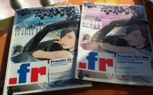 Livro de Francês .FR - Maria Fernand