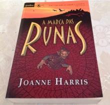 A marca das Runas - Joanne Harris...