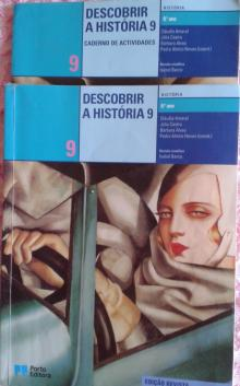 Descobrir a História 9 - Cláudia Amaral