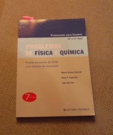 Problemas de Física e Química - Maria Teresa, Rosa T. Cap...