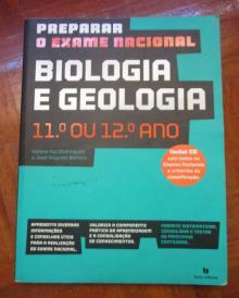 Preparar o exame nacional Biologia e Geologia - Helena Vaz Domingues e Jo...