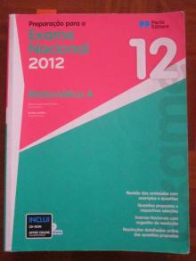 Preparação para o Exame Nacional Matemática A