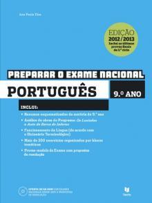 Preparar o exame nacional português - Ana paula