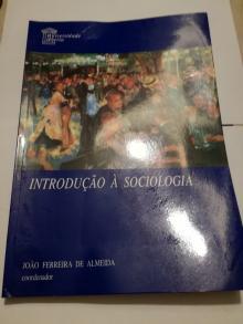 Introdução à Sociologia - João Ferreira de Almeida