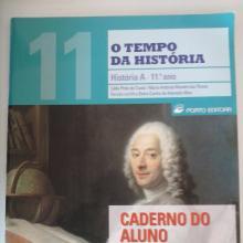 O Tempo da História - Cad. de Fichas