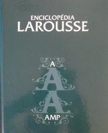 Enciclopédia Larousse - não tem