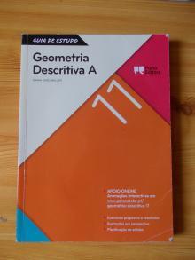 GEOMETRIA DESCRITIVA Guia de Estudos - Maria João Muller