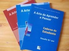A ARTE DE PENSAR - Filosofia - Aires Almeida - Céli