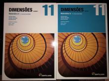 Dimensões 11 - Matemática A - Cristina Negra, Emanuel M...