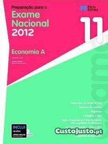 Preparação para o Exame Nacional 2012 Economia A