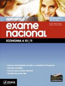 Preparar o exame nacional - economia A (10º/11ºanos) areal editores - Rosário