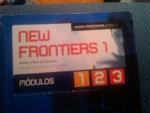 New Frontiers 1 Inglês -Ensino Profissional Modulos 1, 2, 3