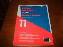 Biologia e Geologia Preparação para o Exame Nacional 2014