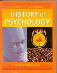 History of Psychology - Bridget