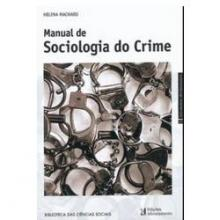 Manual de Sociologia do Crime
