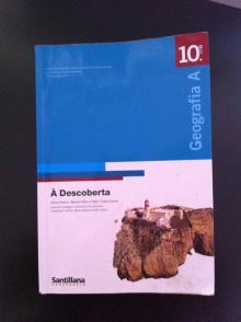 Manual Geografia A - Adescoberta - Alzira Alb