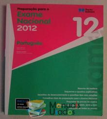 Preparação para o Exame Nacional 2012 - Português - 12.º Ano - Vasco Moreir