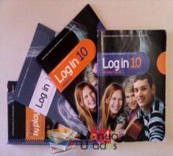 Log in 10 - Nível de Continuação - Inglês - 10.º Ano