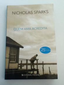 Quem ama acredita - Nicholas Sp