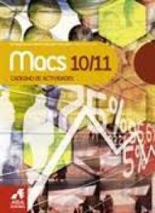Caderno de Actividades - Macs 10/11 - Matemática