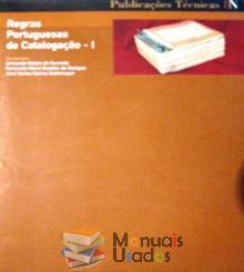 Regras Portuguesas de Catalogação I