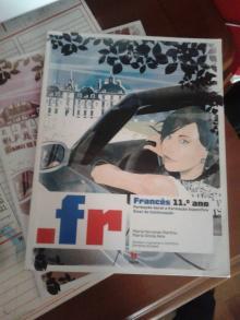 .fr - Francês - 11.º Ano - Maria Fernada Martins, Ma...