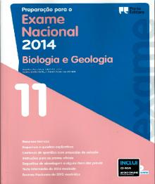 Preparação Exame Nacional 2014 Biologia e Geologia