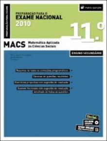 Preparação para o exame nacional MACS