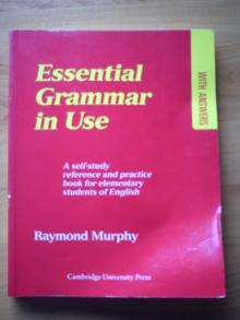 Essential Grammar in Use - Raymond Murp