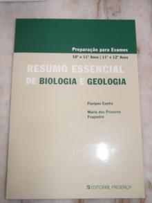 Resumo Essencial de Biologia e Geologia - Floripes Cunha;
