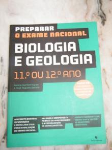 Preparar o Exame Nacional Biologia e Geologia - Helena Vaz Domin