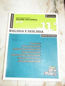 Preparação para o Exame Nacional 2010: Biologia Geologia - Jorge Reis; Pau