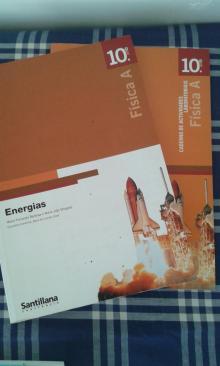 Energias: Física A - Santillana