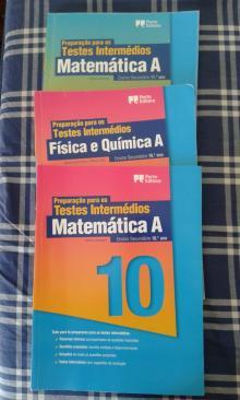 Preparação para os testes intermédios. - Porto Editora