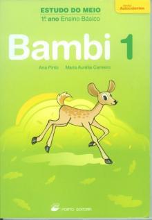 Bambi 1 - Ana Pinto