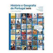 História e Geografia de Portugal seis - Ana Amorim