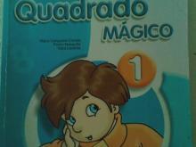 Quadrado Mágico - Matemática - Mário C
