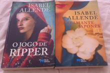 O Amante japonês e O Jogo de Ripper - Isabel Allende
