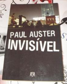 Invisível - Paul Auster