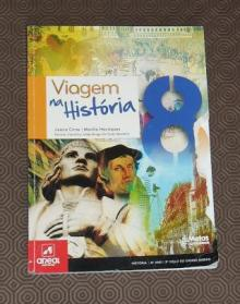 Livro Manual Escolar de História 8º Ano - Joana Cirne / Mari