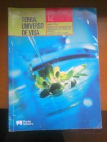 Terra, Universo de Vida 12 - Biologia - Amparo Dias