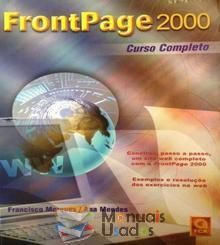 FrontPage 2000 Curso Completo - Francisco Marque
