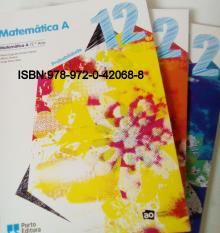 Matemática A 12 - Maria Augusta Ferreira Ne...