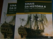 Sinais da História 8 - Anibal Barreir