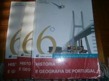 História e geografia de Portugal 6ºano - Fatima Costa