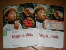Magia da Vida Ciências da Natureza Porto Editora 6ºAno - Catarina Rosa Peralta...