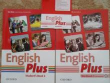 English Plus 2 workbook+student book+CD - Janet Handy