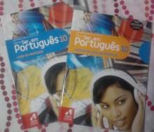 Novo ser em Português 10º Ano + Caderno de Actividades - Artur Verís