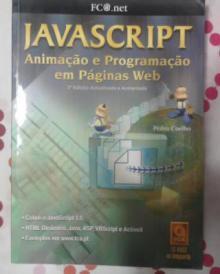 Java Script - Animação e Programação em páginas web - Pedro Coelho